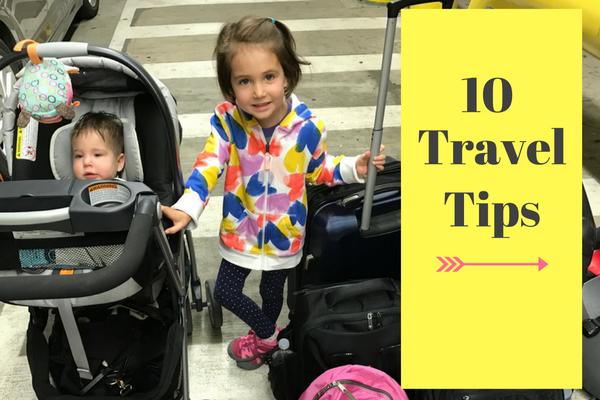 10 Travel Tips & Tricks