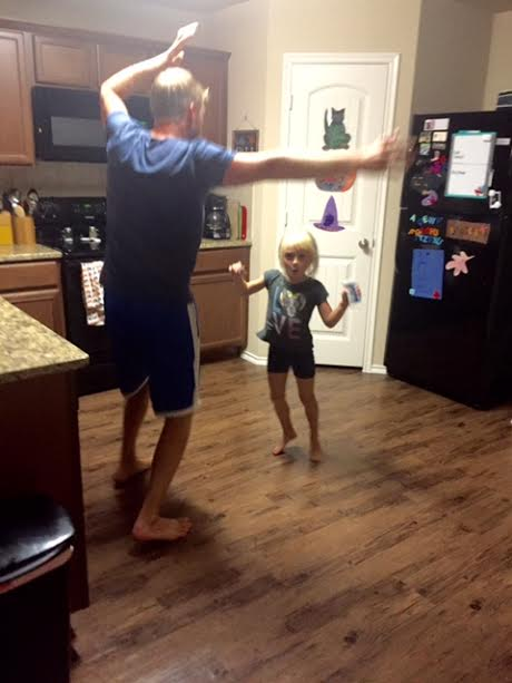 Kitchens Are For Dancing
