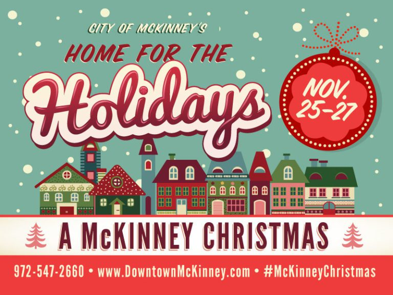Home for the Holidays: A Guide to a McKinney Christmas