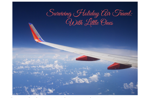 Surviving Holiday Air Travel With Little Ones 101