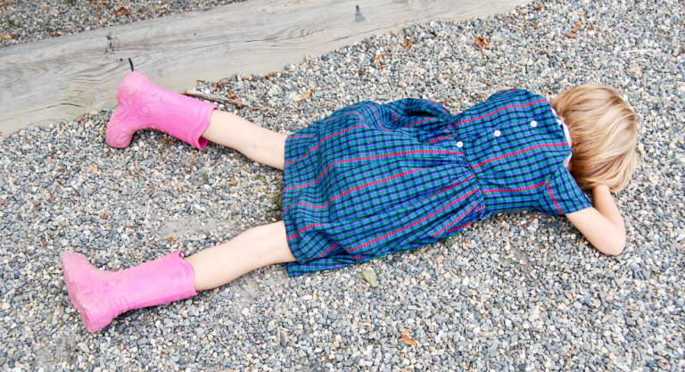 A Guide to Surviving Tantrums