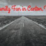 Outside City Limits: Canton, TX