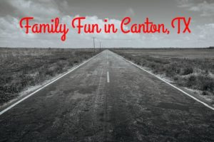 Canton is the perfect place for a little family getaway!
