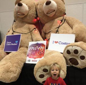 Costco Mom Hour Bear
