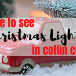 Where to See Christmas Lights in Collin County
