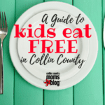 A Guide to Kids Eat Free in Collin County