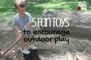 5 Fun Outdoor Toys