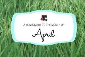 Collin County Moms Blog - April 2017 Guide