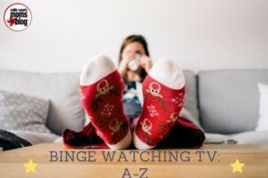 Collin County Moms Blog - Binge Watching TV
