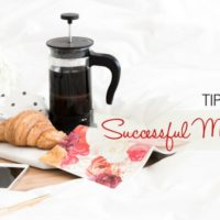 Collin County Moms Blog - Tips for a Successful Morning