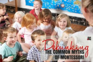 Debunking the common myths - collin county moms blog