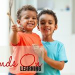 Exploring Montessori: Hands on Learning {Series Part 2}