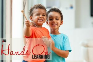 Hands on Learning Montessori - collin county moms blog