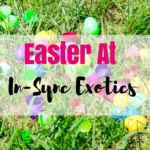 Easter at In-Sync Exotics
