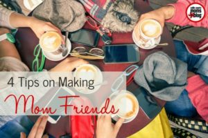 4 Tips on Making Mom Friends - Collin County Moms Blog