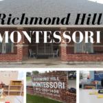 Richmond Hill Montessori: Bright, Friendly Classrooms Learning in the Montessori Method