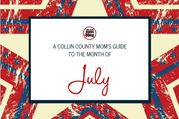 Collin County July events 2017