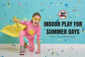 Indoor Play for Summer Days - Featured Graphic
