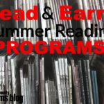 """Read and Earn"" Summer Reading Programs"