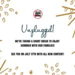 Enjoying Summer :: We're Unplugged!