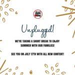 Enjoying Summer :: We're Unplugged!