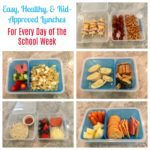 Easy, Healthy, and Kid-Approved Lunches for Every Day of the School Week