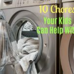 10 Chores Your Kids Can Help With