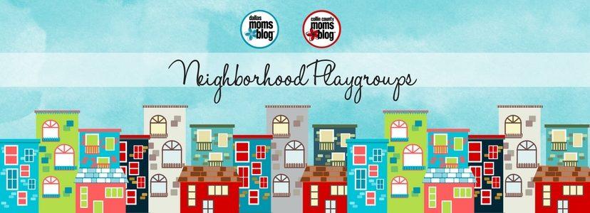 Neighborhood Playgroups - Header