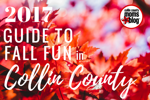 2017 Collin County Fall Events