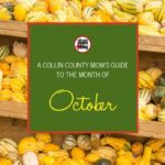 A Collin County Mom's Guide to the Month of October