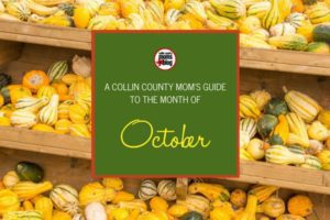 October Guide - Collin County Moms Blog (Featured Graphic)