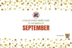September Guide - Collin County Moms Blog (Featured Image) - Edit