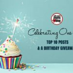 Collin County Moms Blog Is 1! :: Top 10 Posts & A Birthday Giveaway