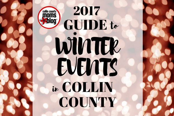 2017 Winter holiday events in Collin County