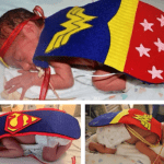Dear Preemie Baby, You Are My Super Hero