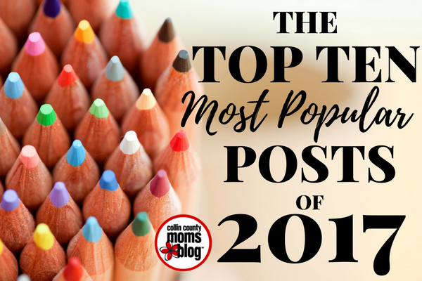 2017 Top Ten Posts Popular Favorite