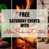 Saturday Events with Allen Premium Outlets - Collin County Moms Blog