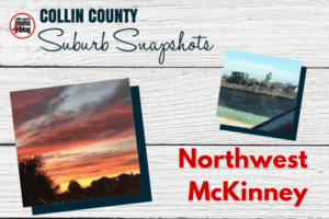 COLLIN COUNTY Suburb Snapshots - Wylie