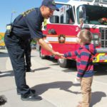 Hanging with Heroes :: A Look Back at CCMB's 1st Family Event
