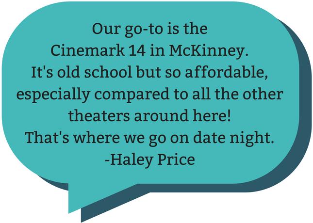 best movie theater mckinney
