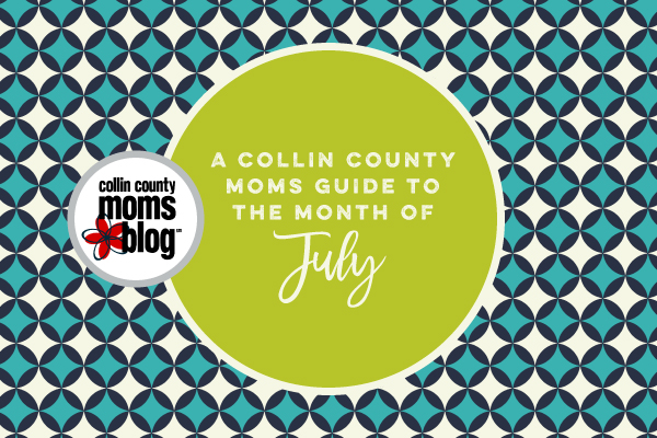 July events in Collin County things to do in plano frisco mckinney allen
