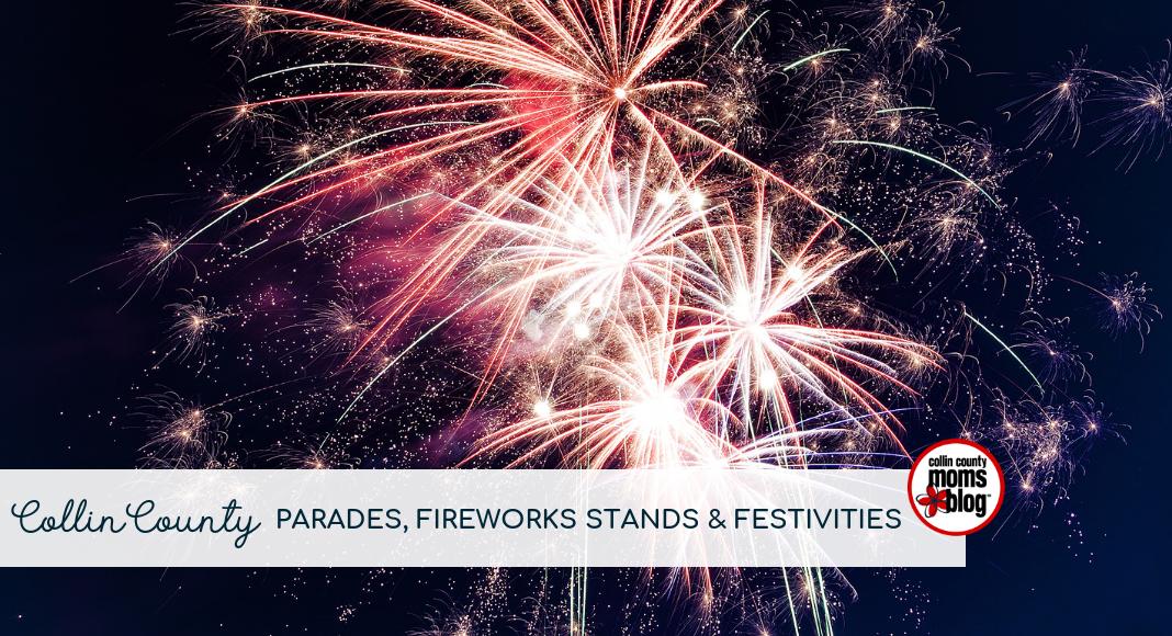 4th of july fireworks plano frisco mckinney allen collin county dfw