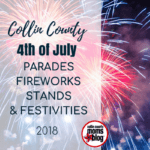 Collin County 4th of July Fireworks, Parades, Fireworks Stands, & Festivities