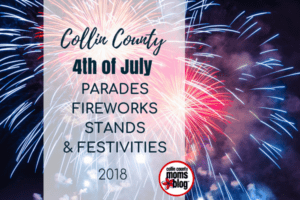Collin County 4th of July Parades, Fireworks Stands, & Festivities