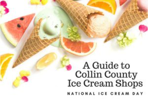 A Guide to Collin County Ice Cream Shops (featured image)