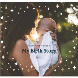Thirty-Six Weeks + Six Hours: A Childbirth Story