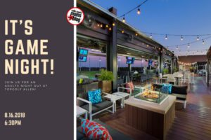 Topgolf Allen - Moms Night Out - FB Featured Image