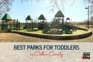 best parks for toddlers plano frisco mckinney