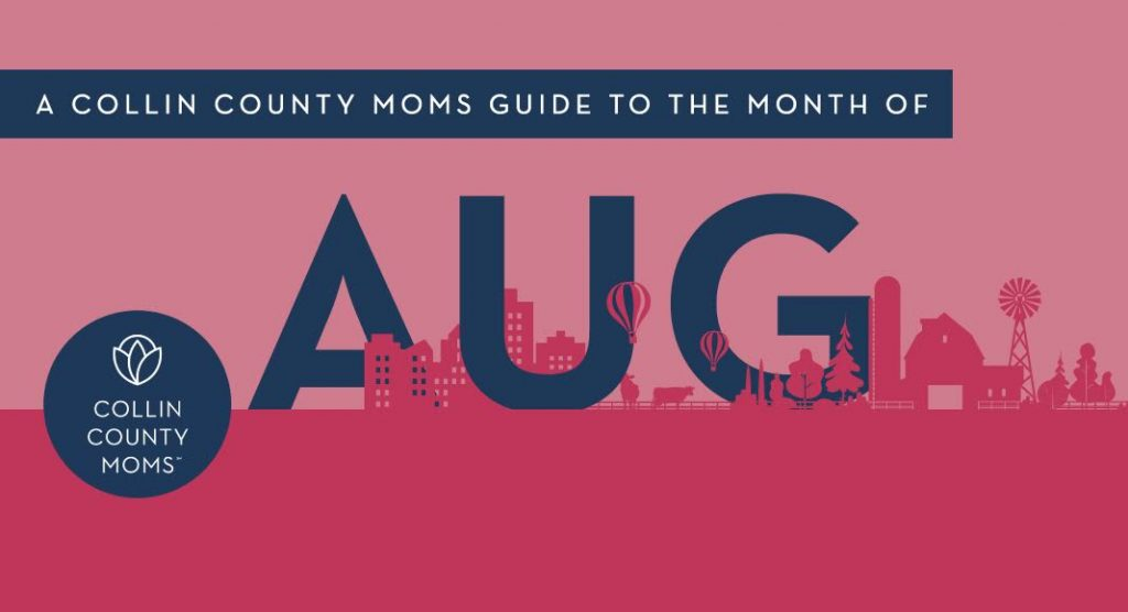 things to do in Collin County August
