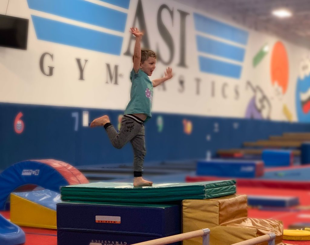 group activities for toddlers in collin county - gymnastics
